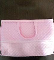 レッスンバッグの袋口の作り方